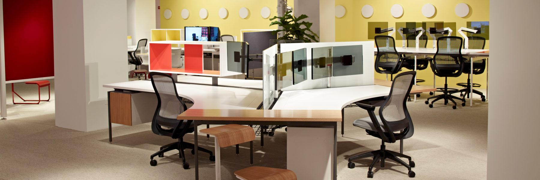 Create a modern workspace for productivity and collaboration.