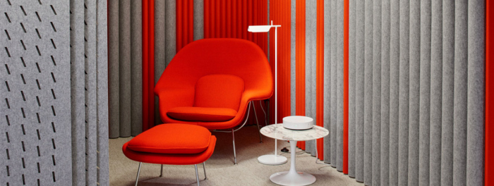 The Future of Office Design | Trend 2: Quiet, Semi-Private Spaces